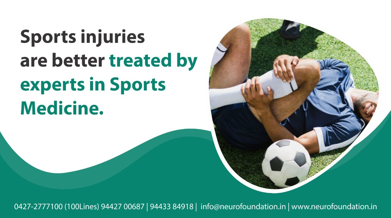 SportsMedicine, #orthopedicsurgery,neuro,neurofoundation